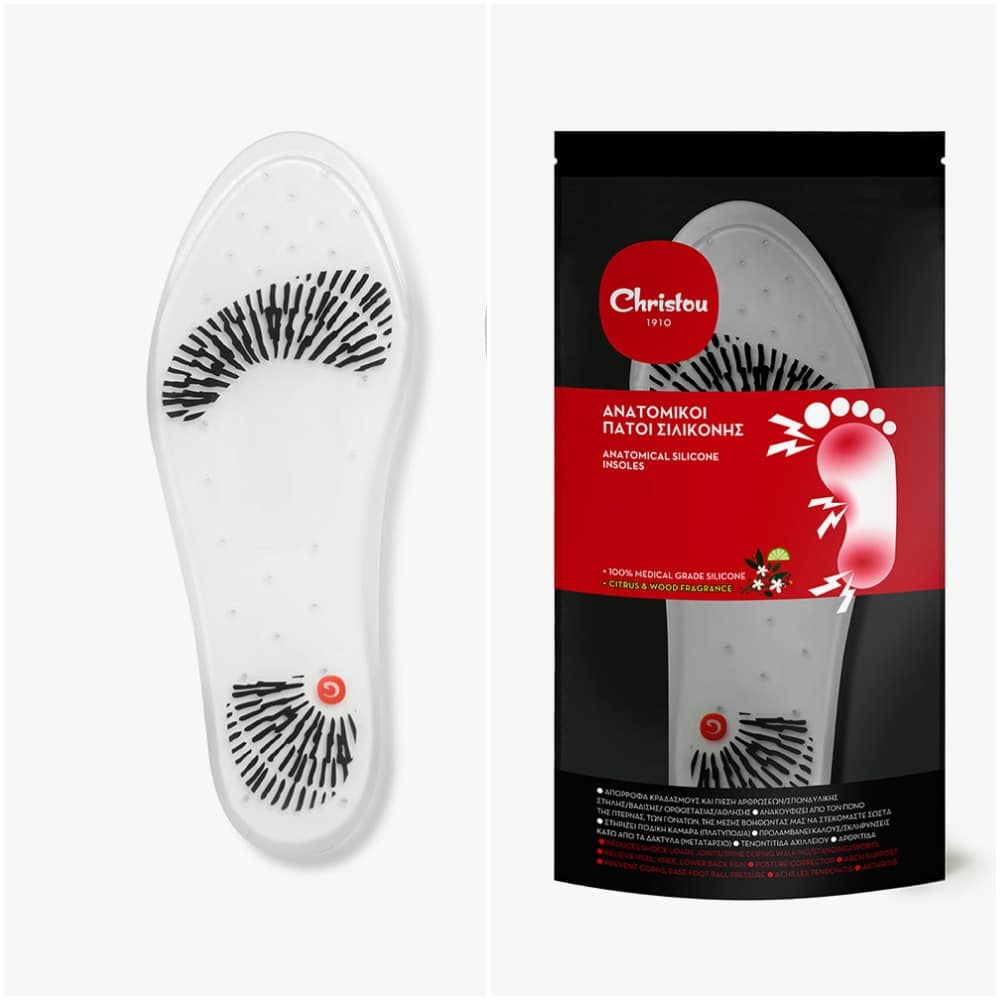 anatomic insoles package