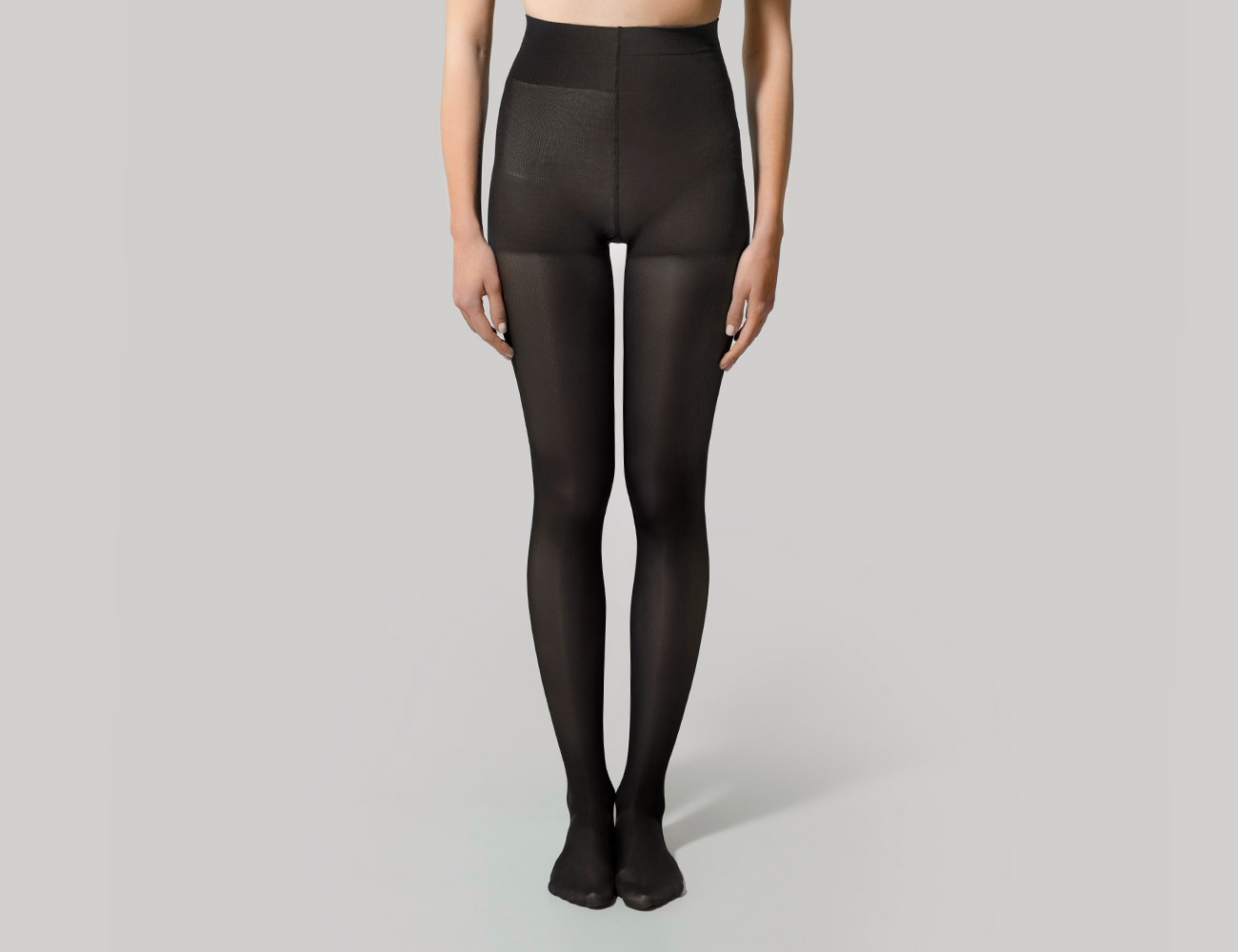 Graduated Compression Tights 140 DEN